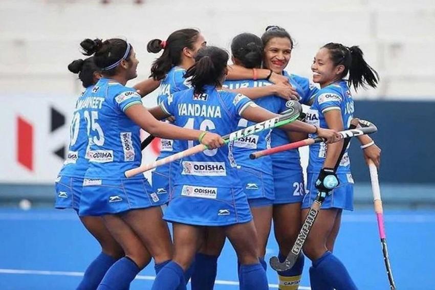 Gurjit Kaur Scores Last-Minute Goal As India Women's Hockey Team Beats Great Britain