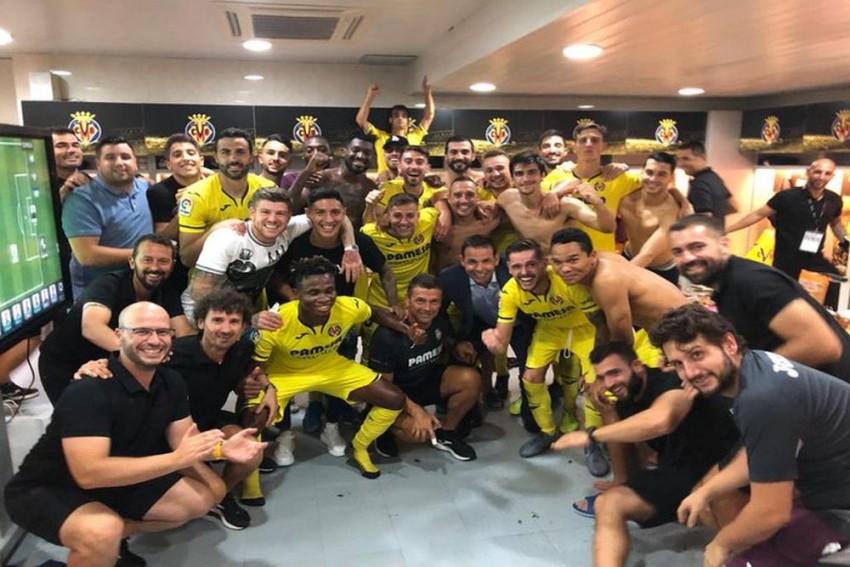 La Liga: Villarreal Register Crushing Win Over Real Betis