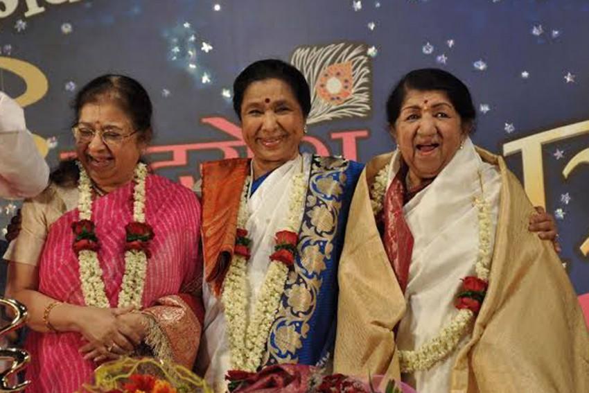 Lata, Asha, Usha: Legacy Of The Mangeshkar Sisters