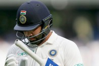 Board's President XI Vs South Africa: Rohit Sharma Dismissed For Duck In First Match As Red-Ball Opener