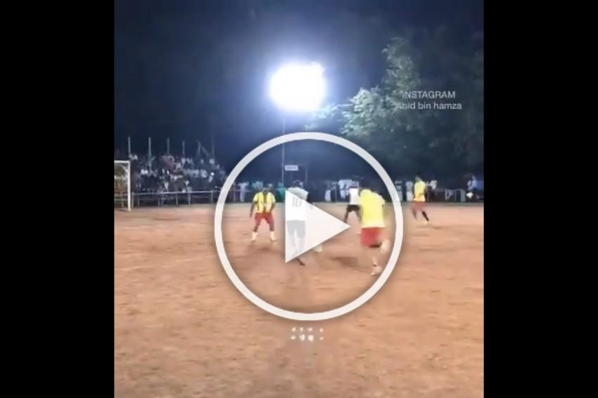 IM Vijayan Turns Back The Clock With Wonder Goal – Watch The Indian Football Legend's Strike