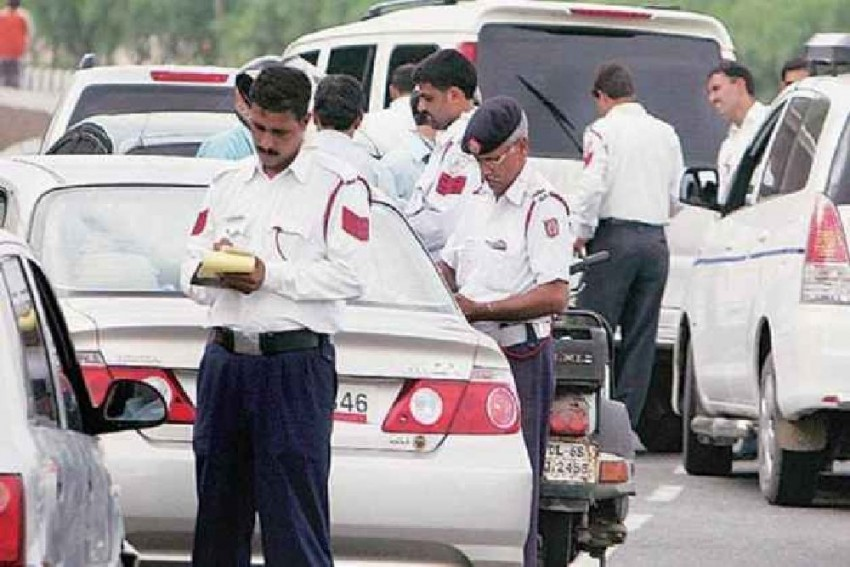 Delhi Police Issues 3,900 Challans On First Day Of Newly Amended Motor Vehicles Act