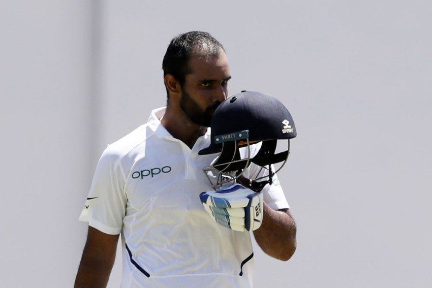 WI Vs IND: Hanuma Vihari Makes A Humble Request After Helping India Clean Sweep West Indies