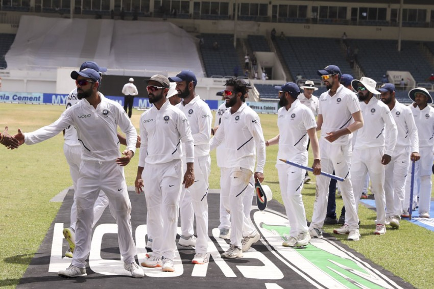 WI Vs IND, 2nd Test: India Complete Facile Win Over West Indies For 2-0 Series Sweep, Top ICC Test Championship Points Table