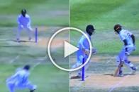 West Indies Vs India, 2nd Test: Virat Kohli's Brilliant Direct Hit Stuns Shamarh Brooks – WATCH
