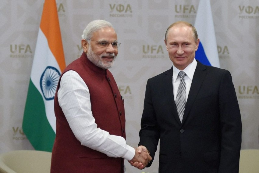 'Want To Diversify, Strengthen Bilateral Relations,' Says PM Modi Ahead Of Russia Visit