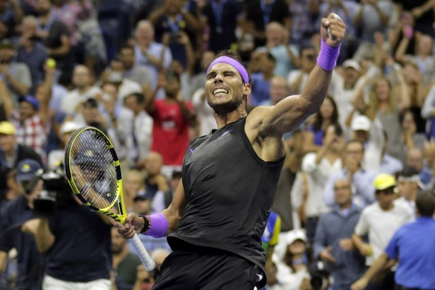 US Open 2019: Rafael Nadal Rallies Past Marin Cilic After Second-Set Stumble; Alexander Zverev Out