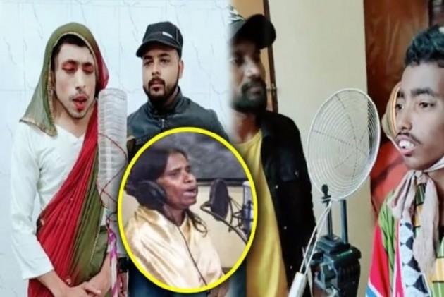 Ranu Mondal's Hilarious Videos On 'Teri Meri Kahani' Go Viral