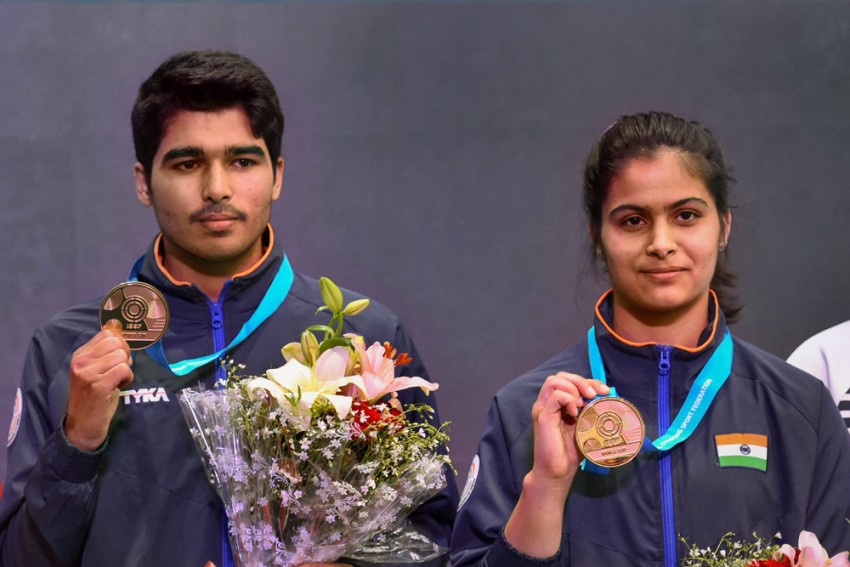 Tokyo Olympics: With Top Shooters In Fray, Chance For India To Win Medals On First Two Days