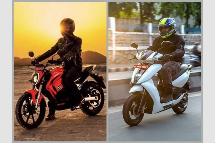 Revolt RV400 vs Ather 450: Specification Comparison