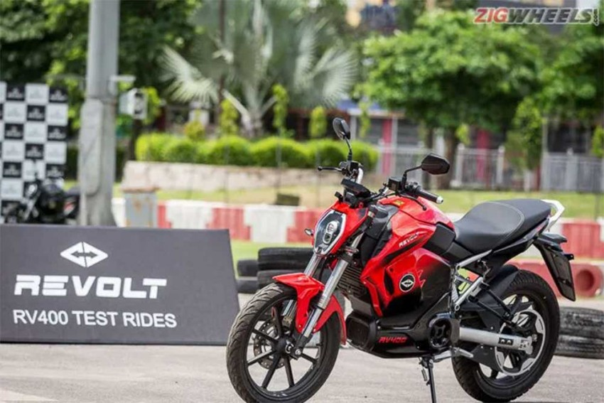 Top 5 Bike News Of The Week: Revolt RV400 Electric Bike Launched, Street 750 Limited Edition Launched, 2020 TVS Apache RTR 200 4V Image Leaked & More