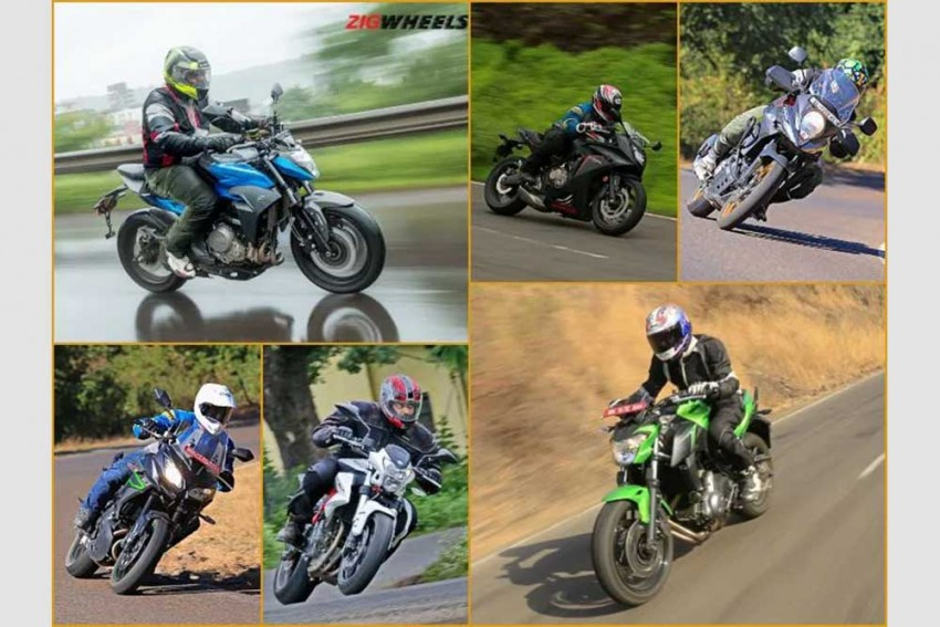 Top 5 Quickest 650cc Bikes We've Tested So Far