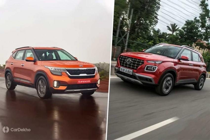 Kia Seltos vs Hyundai Venue: Which SUV To Buy?