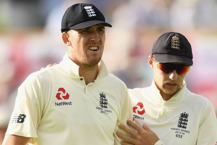 Ashes 2019: England To Bring In Craig Overton For Chris Woakes Against Australia At Old Trafford