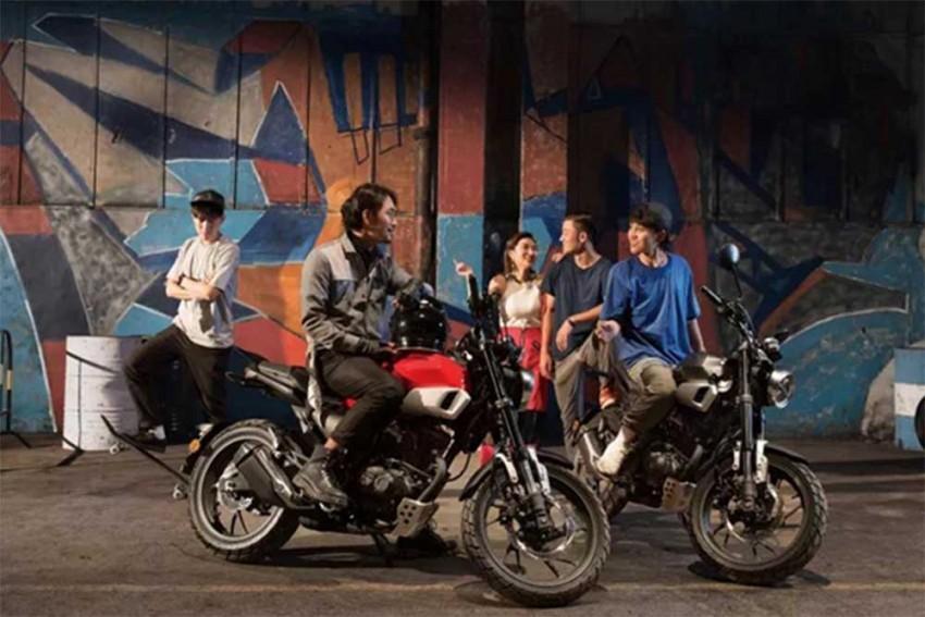 Honda CBF190TR: Image Gallery