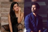 Rashmika Mandanna To Make Her Hindi Debut Opposite Shahid Kapoor In Jersey Remake