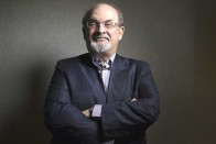 Salman Rushdie's 'Quichote' Shortlisted For Booker Prize 2019