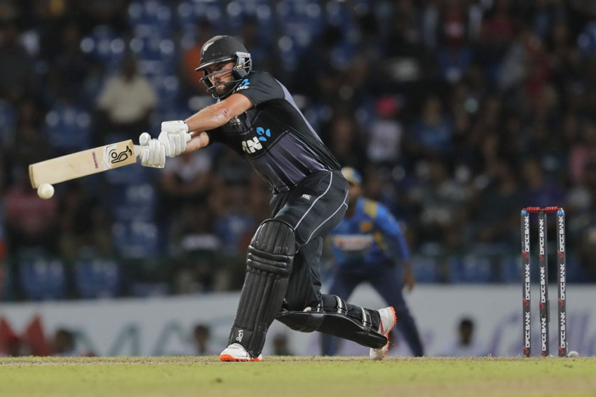 Colin De Grandhomme, Tom Bruce Hand New Zealand T20I Series Win Over Sri Lanka