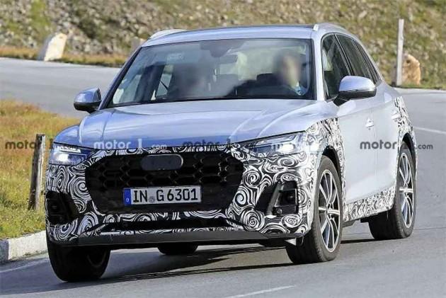 2021 Audi Q5 Facelift Looks Eerily Familiar