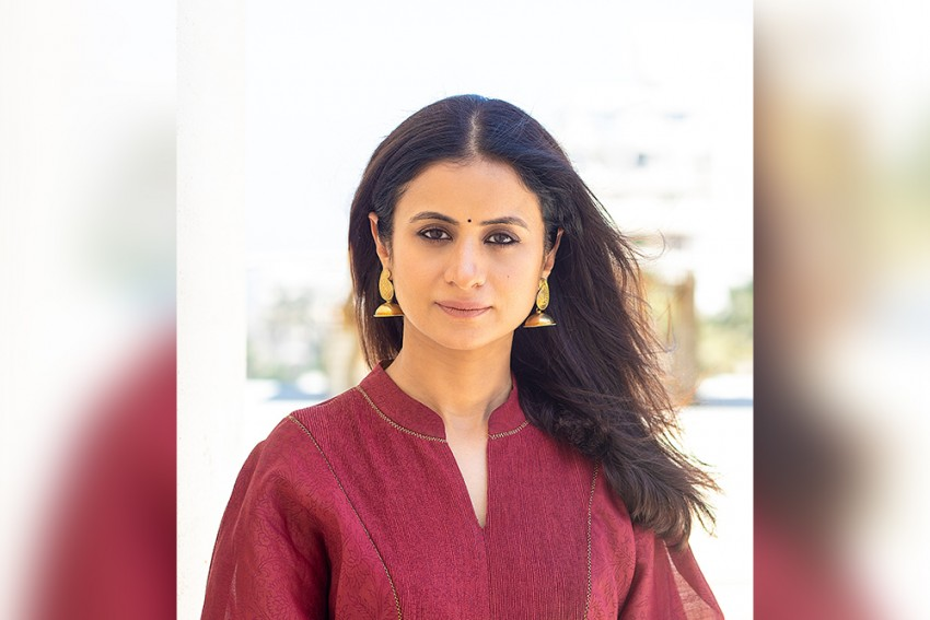 Rasika Dugal Gears Up For Her Role In Mira Nair's 'A Suitable Boy'