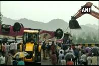 21 Killed, Over 50 Injured As Bus Overturns In Gujarat's Banaskantha