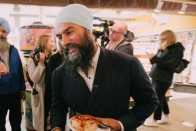 'Denounce What India Is Doing To Kashmiris': Canadian MP Jagmeet Singh