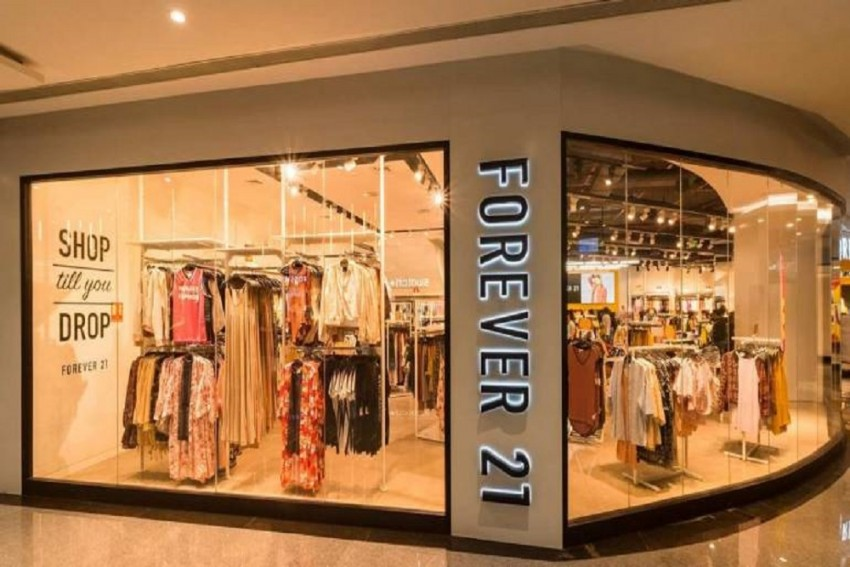 Forever 21 Files For Bankruptcy; Plans To Exit In Asia, Europe