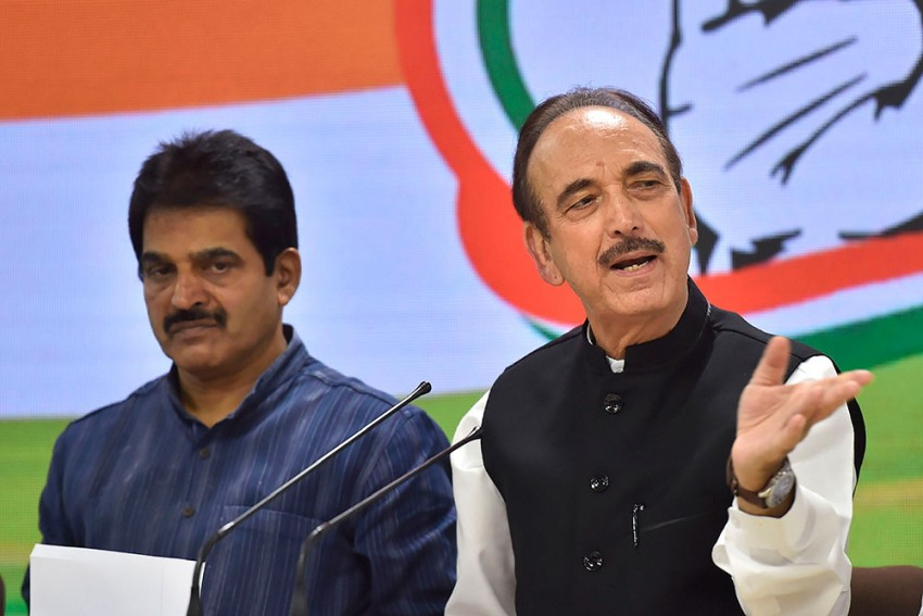 People Of Kashmir Suffering Due To 'Govt Made Disaster': Congress