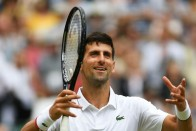 A Few More Kilos: Novak Djokovic Comes Up Short ... At Sumo