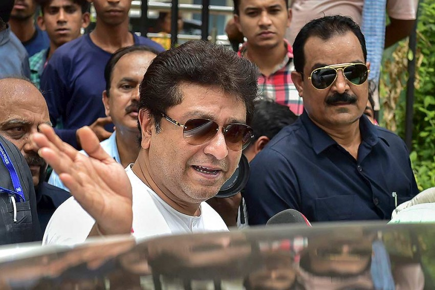 'We Will Contest And Win In Maharashtra Polls': MNS Chief Raj Thackeray