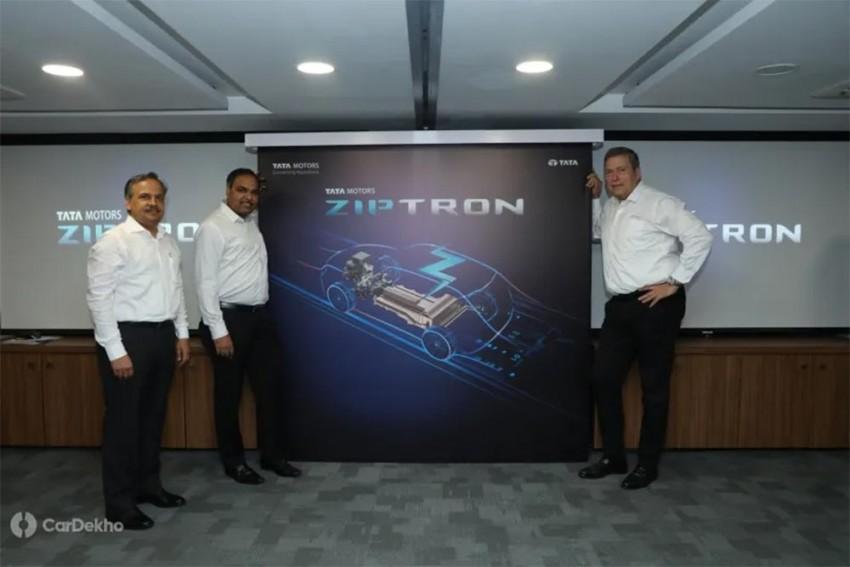 Tata Reveals Ziptron EV Tech; Will Underpin Future Tata EVs