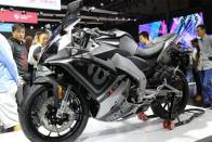 Could This Be Aprilia's Big Small Bike For India?