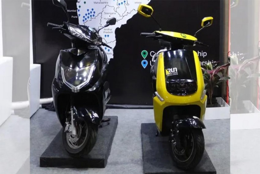 Avan Motors Showcases Two New Concept e-Scooters