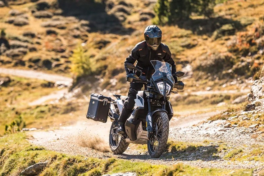 KTM To Bring 790 Duke's Adventure Cousin To India!