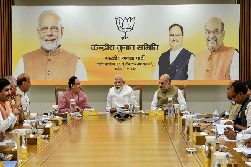 BJP Finalises Names For Maharashtra, Haryana Polls; First List Likely To Be Released Today