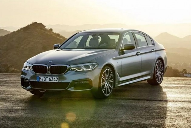 BMW 5 Series To Get A Diesel Mild-hybrid In Europe