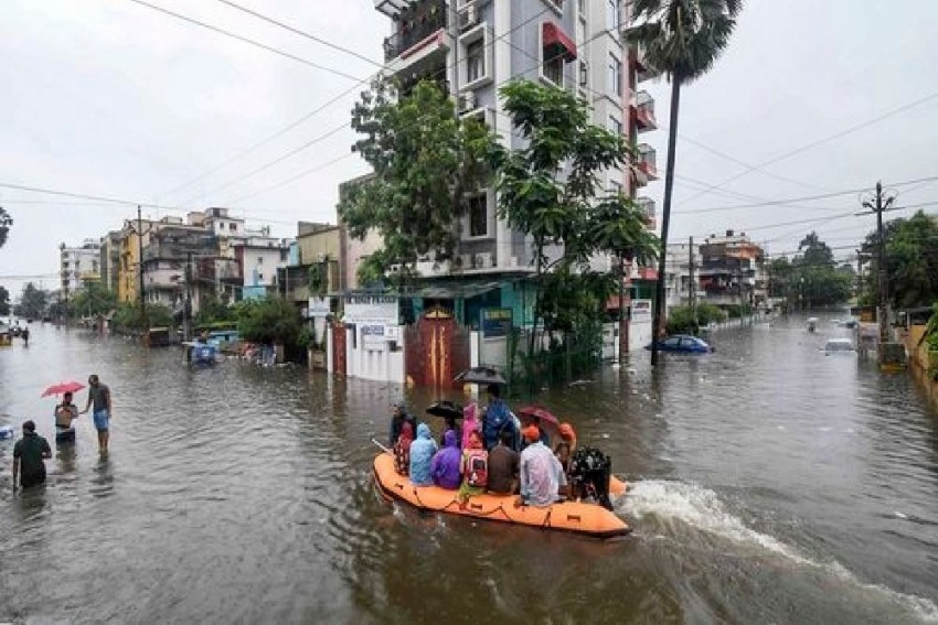 Death Toll Reaches 29 As Bihar Battles Floods; IMD Predicts More Rain