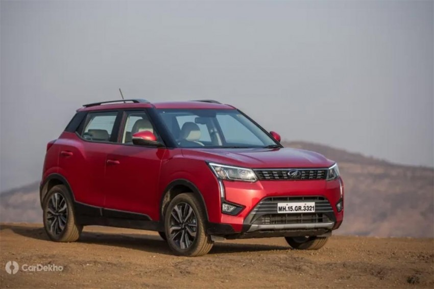 More Affordable Mahindra XUV300 Diesel AMT Launched