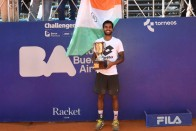 Sumit Nagal Achieves Career-Best Ranking Of 135, Wins ATP Challenger Title