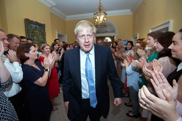 British PM Boris Johnson Proposes Early Elections On October 15
