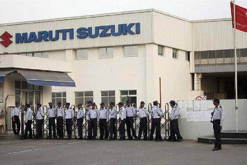 Maruti To Halt Production At Gurugram, Manesar Plants For 2 Days Amid Slowdown