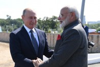 With Putin By His Side, PM Modi Says Russia, India Against 'Outside Influence' In Our Internal Matters