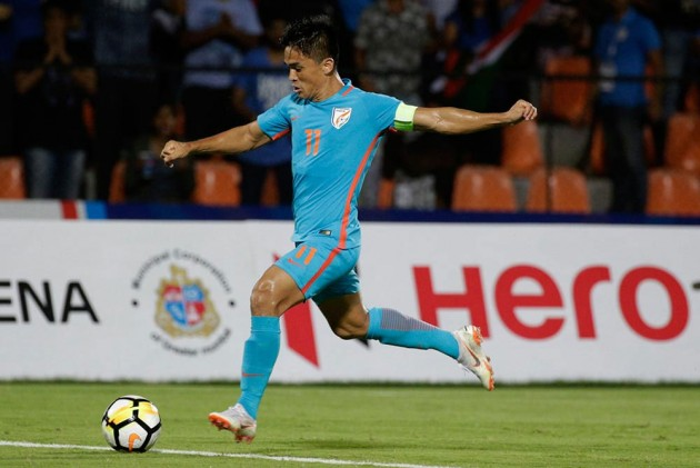 India Vs Oman: We Are 'Fit And Hungry' – Sunil Chhetri Fires Opening Salvo Ahead Of World Cup Qualifier