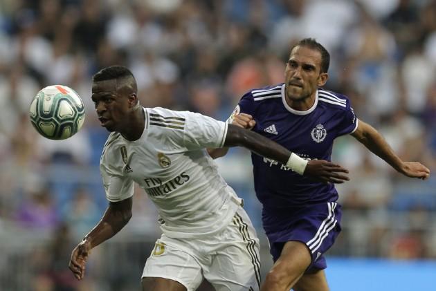 Zinedine Zidane Says I Have A Long Career AT Real Madrid: Vinicius Junior