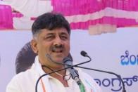 Karnataka Congress Chief DK Shivakumar Says Man He Slapped Is His Relative
