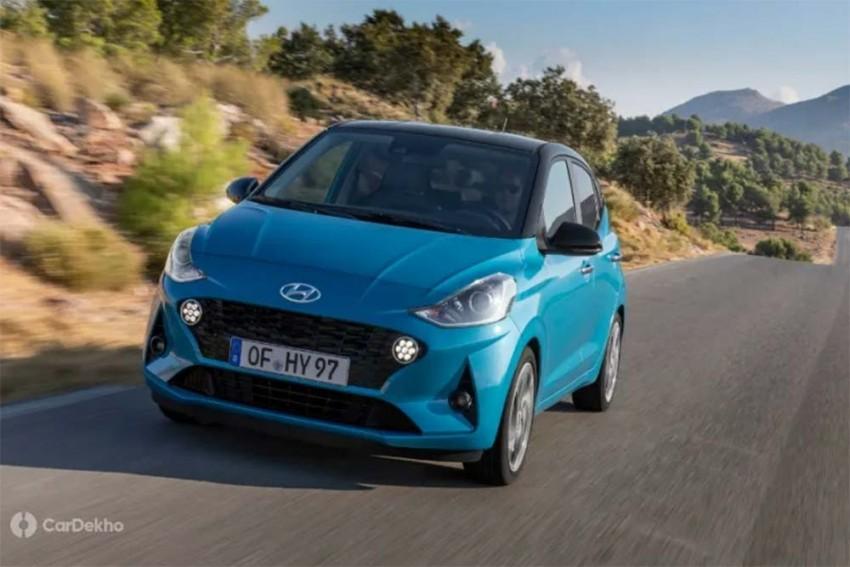 Euro-Spec Hyundai i10 Revealed, Looks Sportier Than Grand i10 Nios