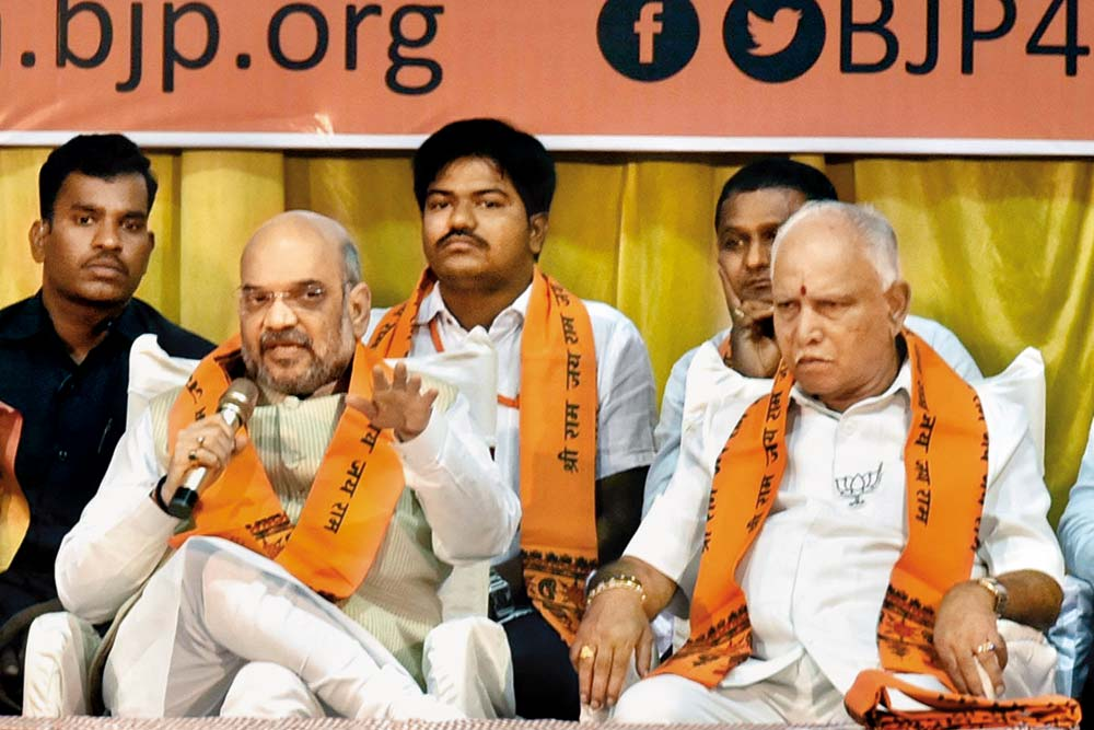 BJP's New Game Plan In Karnataka Hinges On Caste Factor