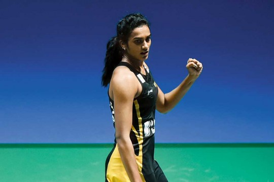 Pressure And Responsibility Are Always High...Play Well And Win: P V Sindhu