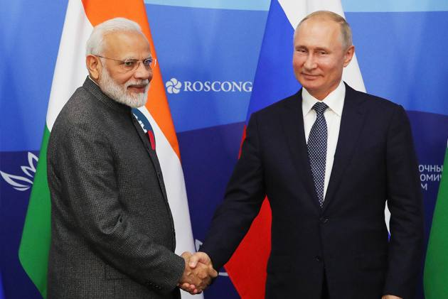 India Extends $1 Billion Line Of Credit For Development Of Russia's Far East