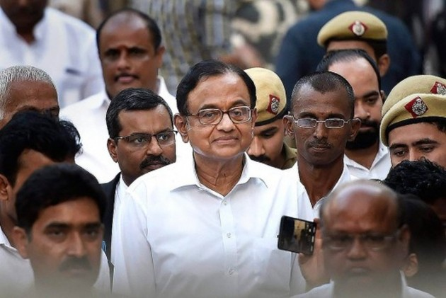 'I Am Only Worried About Economy': Chidambaram's Remark Before Being Taken To Tihar Jail